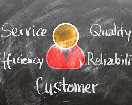 Essential requisites for customer related services