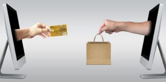 How does e-commerce help in business development?